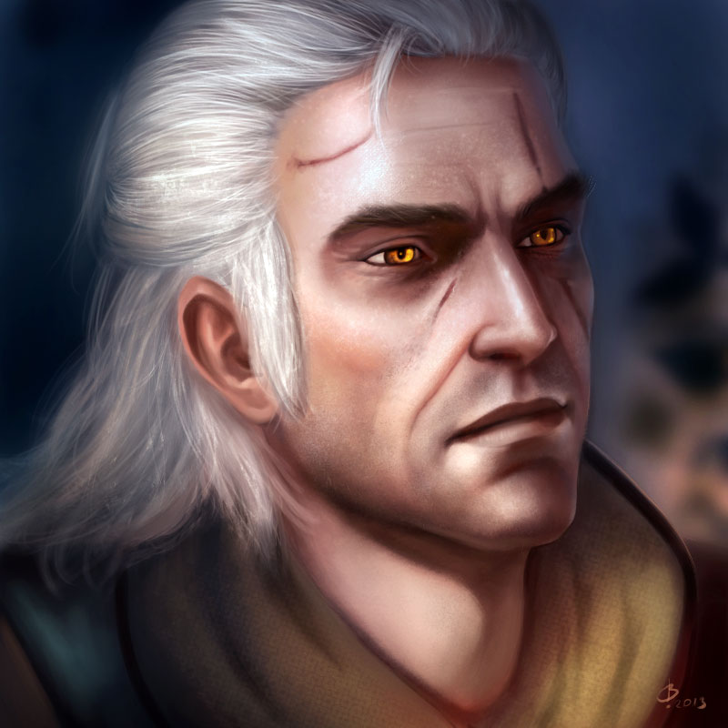 Geralt's Photo