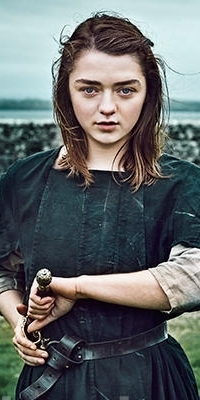 Arya Stark's Photo