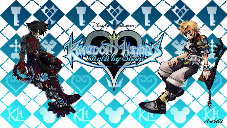 Kingdom hearts crown wallpaper